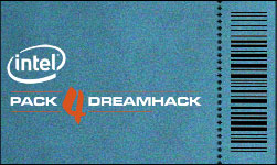 Intel Pack4DreamHack